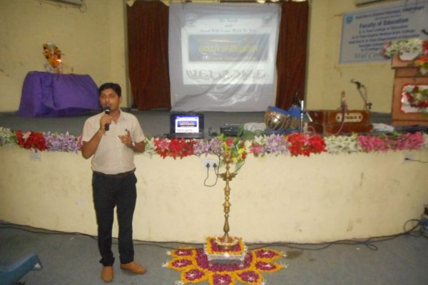 Expert Lecture by Alumni